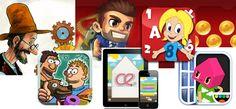 Gode apps til børn inkl. læring