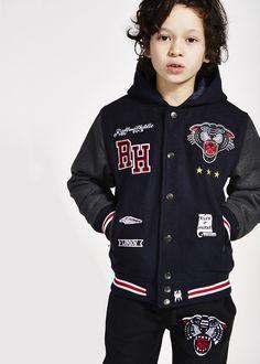Ruff and Rugged Varsity Jacket