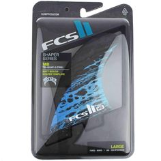 FCS II MB PC Carbon Large Tri-Quad Surfboard Fins - Blue Quad, Ocean And Earth, Oakley Radar Ev, Surf Accessories, Surfboard Fins, Surf Design, Dark Ink, Order Up, You Are Awesome