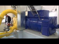 pelton turbine - YouTube