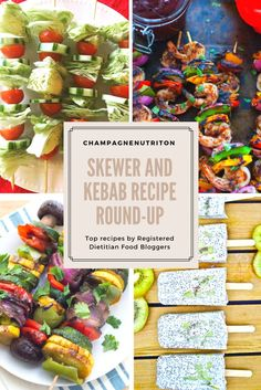 Skewer and Kabab Recipe Round-up