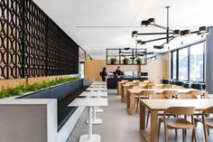 Our recent project for Interactive in Port Melbourne received a commendation in workplace design at the 2015 Australian Interior Design Awards by arnol Boutique Interior Design, Interior Design Awards, Home Interior Design, Design Interiors, Cafeteria Design, Corporate Interiors, Office Interiors, Commercial Design, Commercial Interiors
