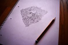 Sketch Building Labyrinth by CroSito on DeviantArt Sketch, Deviantart, Building, Sketch Drawing, Buildings, Sketching, Sketches
