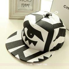 Fashion eye Snapback cap Hip hop Baseball Cap Snapback hat for men/ women strapback hat