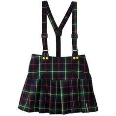 Harajuku Mini for Target Girls' Skirt Black ($9.98) ❤ liked on Polyvore