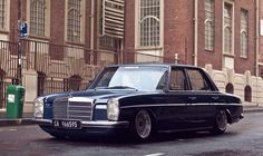 #Mercedes Benz W115 low and slow #MercedesBenzofHuntValley