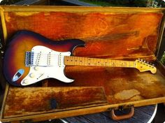 Fender / Stratocaster / 1959 / Sunburst / Guitar, I have one just like it, and a 1972 !