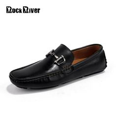 04cf491d7ec (Ad)eBay - Luxury 2018 Spring Microfiber Mens Shoes Casual Red Black Flat  Men