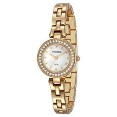 91 melhores imagens de Relogios feminino   Clocks, Bracelets e Watch d8b7bfb09b