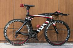 /by Paul Phillips #TT #bicycle #cervelo #campagnolo