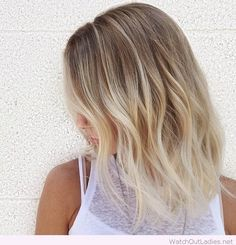 Check these amazing balayage hairstyle for short textured wavy hair now! ♥