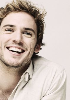 sam claflin - awh, I die with his dimples aghhlkhdsj