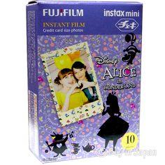 Fujifilm Instax 10 Fuji Instax Films Alice in Wonderland Mini 8 Mini 90 /50s