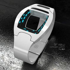 SF View Concept Watch by NL1 | Tuvie