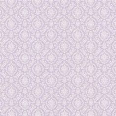 487-68838 Blue Damask - Bella - Brewster Wallpaper