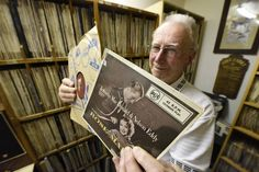 For sale: Vinyl collection of 6020 records - NZ Herald