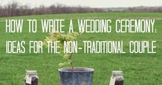 For many couples, the pressure to include certain wedding traditions in your ceremony can be pretty intense. Whether it's your relative...