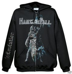 hoodie mens Hammerfall - Evolution - NUCLEAR BLAST - 2324 - metal-shop.eu