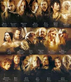 lord of the cast