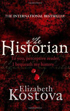 The Historian by Elizabeth Kostova :