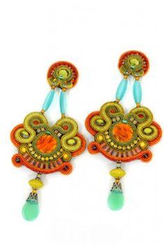 Kakadoo Earrings