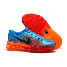 Buy Nike Air Max 2014 Womens Shoes Blue Orange Red Orange Outlet Online Top  Deals from Reliable Nike Air Max 2014 Womens Shoes Blue Orange Red Orange  Outlet ... 39a0c2cec