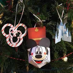 Toy Soldier Mickey Ornament