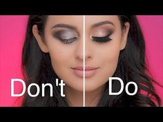 Eyeshadow Do's and Don'ts - YouTube