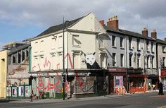 Banksy Whitehouse Rat, Liverpool