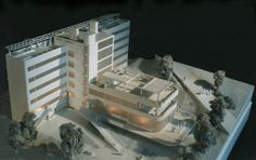 Machnáč Sanatorium, Jaromír Krejcar, Trenčianske Teplice, Czechoslovakia 1930-32 International Style, Central Europe, Bratislava, Czech Republic, Prague, Hungary, Poland, Architecture, Arquitetura