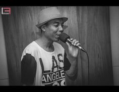 Gravações do cd #IGUALDADE do cantor Ray Santos