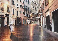 "#Genova secondo gli ""Igers"". Good morning from #Genoa"