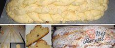 Jemné výborné croissanty s ořechovou náplní od Reny. Mashed Potatoes, Food And Drink, Rolls, Dairy, Menu, Cooking Recipes, Sweets, Bread, Ethnic Recipes