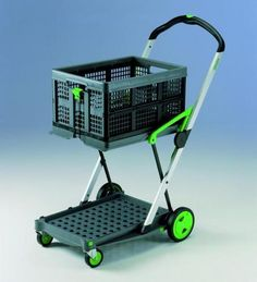 Show details for Laboratory Trolley clax Mobil comfort $286.00