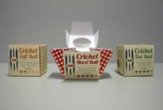 Cricket Packaging Design by Umer Ahmed