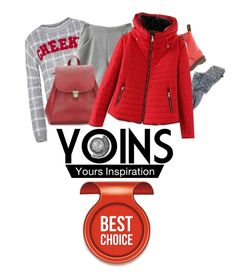 """""""The Best Choice"""" by vinograd24 ❤ liked on Polyvore featuring Dr. Martens and yoins"""