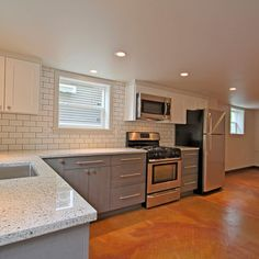 Basement Apartment Design Ideas, Pictures, Remodel, and Decor - page 8