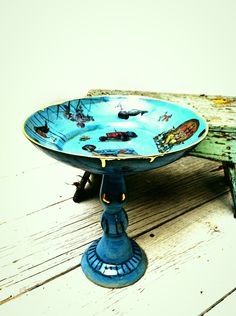 Cakestand in colors