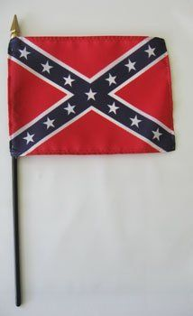 rebel flag fabric