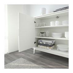REGISSÖR Cabinet, white white 46 1/2x43 1/4