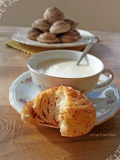 Deliziose e soffici brioche vegan, ottime per la prima colazione o la merenda dei più piccoli.