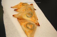 Baked Jalapeno Popper Bites - Click for Recipe