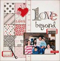 A Project by Madeline from our Scrapbooking Gallery originally submitted 02/06/12 at 10:00 AM