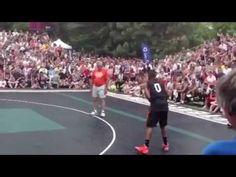 Spokane Hoopfest 2012 Slam Dunk Contest