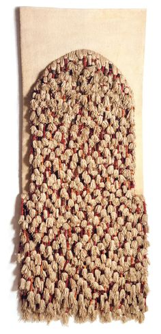 Sheila Hicks,  Grand Prayer Rug, 1966 Wool, cotton 144 x 60 inches