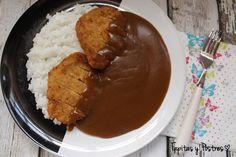 Tapitas y Postres: Tonkatsu Kare (Curry Japonés) #ofertasdevuelos