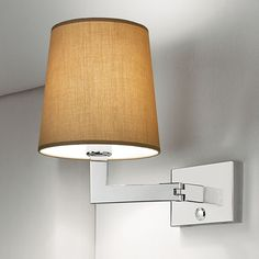 Furntastic - Modern, Contemporary and Designer Furniture Store UK Contemporary, Modern, Sconces, Furniture Design, Wall Lights, Chrome, Shades, Lighting, Reading