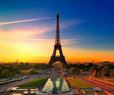 Paris Ifle Tower