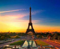 Paris Ifle Tower
