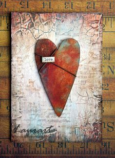 Laurart: Rust and Crackle